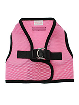 Pink Soft Mesh Velcro Secure Vest Harness - Our Urban Pup Pink Soft Mesh Velcro Secure Vest Harness has been designed by Urban Pup to provide the ultimate in comfort and safety. It features a breathable material for maximum air circulation that helps prevent your dog overheating and is held in place by a secure clip in action. The soft padded...